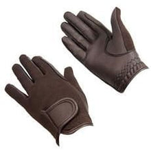 Bitz Synthetic Gloves Child - Small / Brown