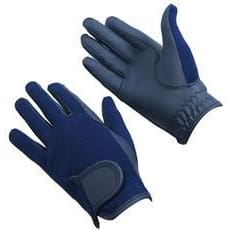 Bitz Synthetic Gloves Child - Small / Navy