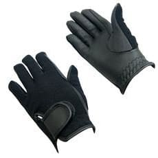 Bitz Synthetic Winter Gloves Child - Small / Black