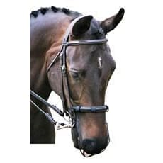 Equilibrium Net Relief Muzzle Net - Pony / Black