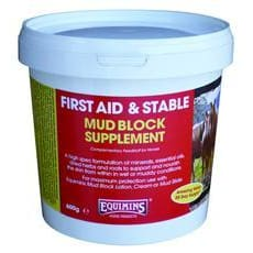 Equimins Mud Block Supplement - 600 Gm Tub