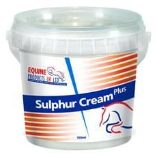 Equine Products Sulphur Cream Plus - 500 Ml