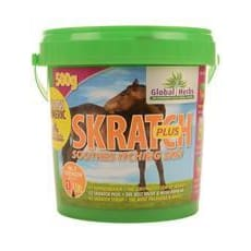 Global Herbs Skratch Plus - 500 Gm