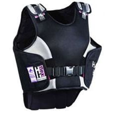 Harry Hall Body Protector Hi Flex Ladies - Small / Black