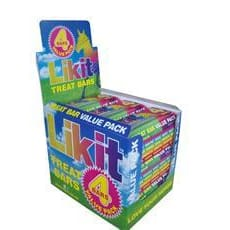 Likit Treat Bar Value Pack - 9 X 4 Pack