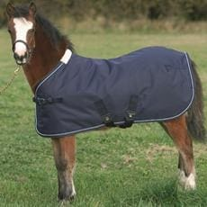 Mark Todd Foal Turnout Rug - 3 3 / Navy