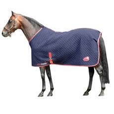 Masta Cooler Rug Wickmasta - 4Ft6 / Navy Blue