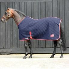 Masta Cooler Rug Wickmasta Horse - 5Ft9 / Navy Blue