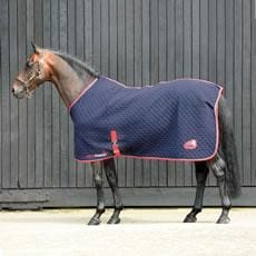 Masta Cooler Rug Wickmasta Pony - 4Ft6 / Navy Blue