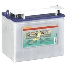 Special 85 Ah Wet Rechargeable Battery