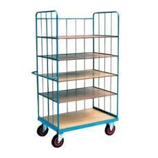Stubbs Shelf Trolley S2091