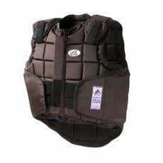 Usg Body Protector Flexi Adult - Small / Brown