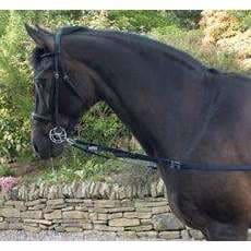 Whitaker Side Reins Elasticated - Navy