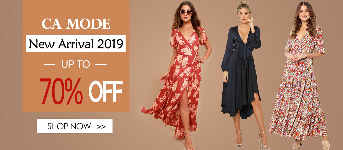 CA Mode: Women's Fashion Dresses, Tops, Shirts, Jackets