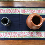 Navy Table Runner