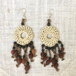 Handmade Waorani Earrings