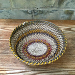 Small woven bowl