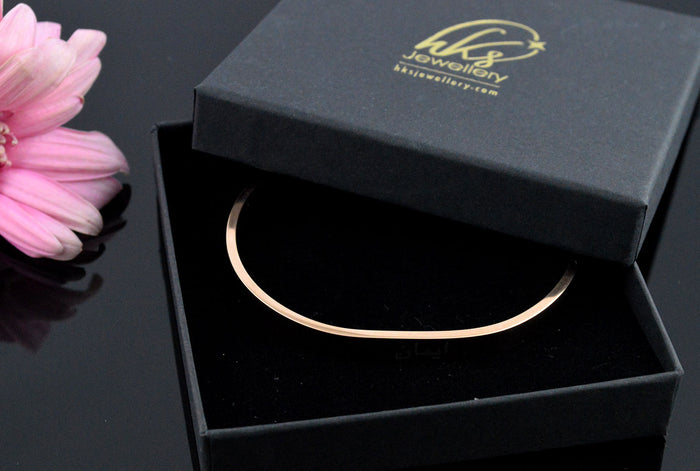 Co-ordinates Bracelet - Gold & Rose Gold - Women