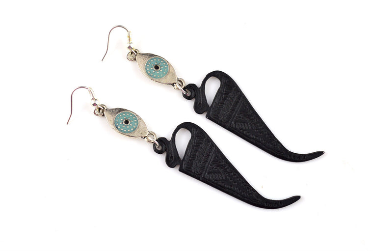 Evil Eye Istanbul Dangler Earrings