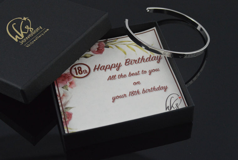 Personalised message - Gift Insert