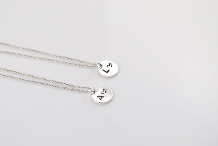 Initials Necklace