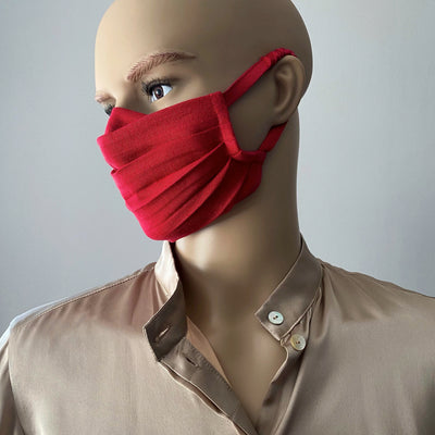 Travel mask - Linen