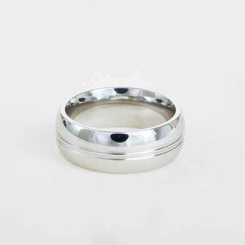 cobalt wedding bands
