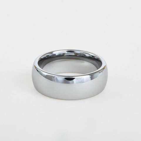 Tungsten Classic Polished 8mm