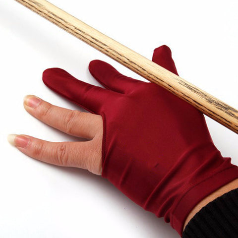 Spandex Snooker & Billiard Cue Glove