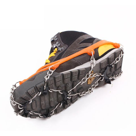 8 Teeth Outdoor Ice & Snow Crampons