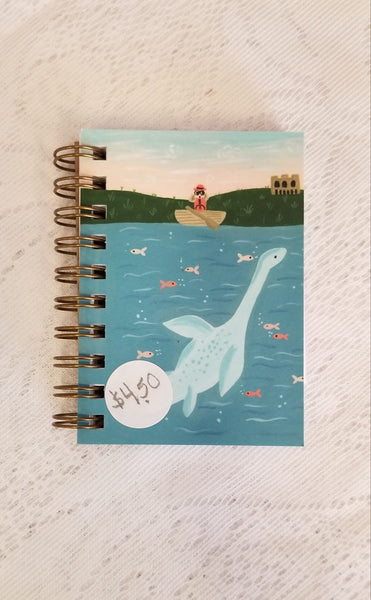 Nessie Mini Notebook