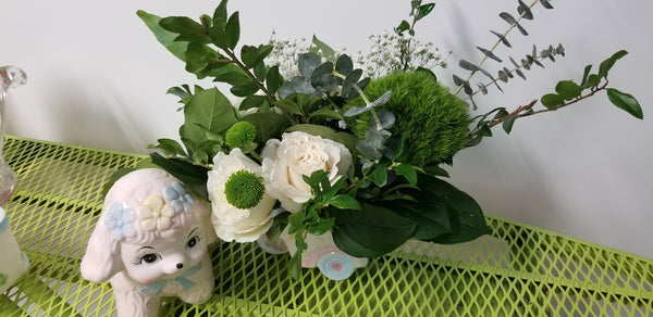 Vintage Baby Novelty Arrangement