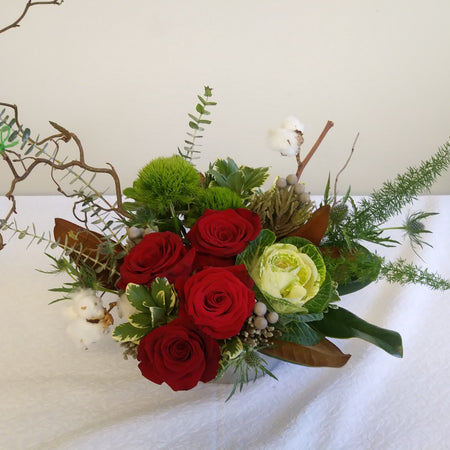 Thanksgiving Arrangement ~ Florist's Best