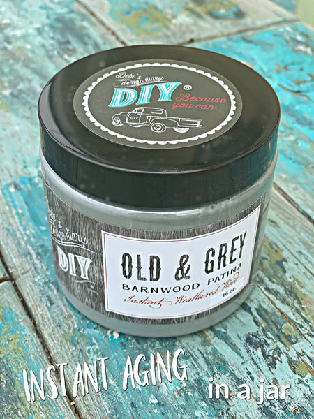 Old and Grey Liquid Patina 8 Ounce