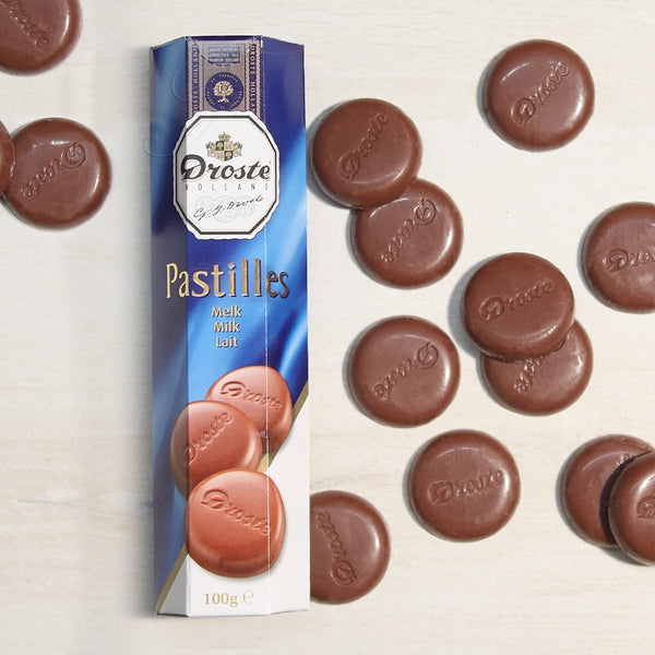Assorted Droste Chocolate Pastilles