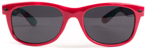 Oddities3000 - Cryptic Leaf Sunglasses (red)