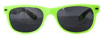 Oddities3000 - Cryptic Sunglasses (Neon Green)