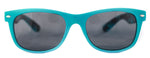 Oddities3000 - Cryptic Leaf Sunglasses (Blue)