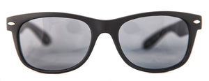 Oddities3000 - Cryptic Leaf Sunglasses (black)