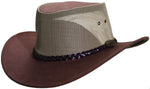JACARU SUMMER BREEZE HAT (Mushroom)