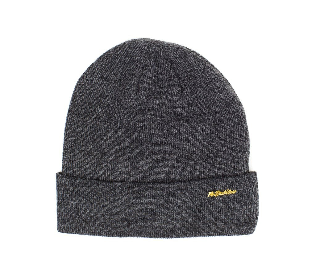 No Bad Ideas - Baker Watchman Knit (Black)