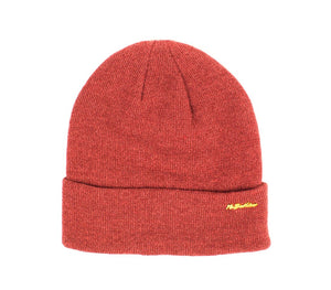 No Bad Ideas - Baker Watchman Knit (Red)