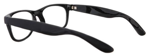 Oddities3000 - Clear Sunglasses (black)