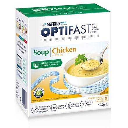 Optifast VLCD Chicken Soup 8*53gm