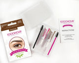 1000 Hour Eyelash and Brow Dye Kit Plant Extract - Dark Brown