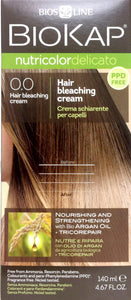 Biokap Nutricolor Delicato Hair Bleaching Cream 140ml - DominionRoadPharmacy