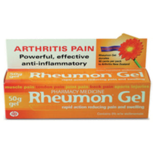 Rheumon Gel For Arthritis Pain 50gm