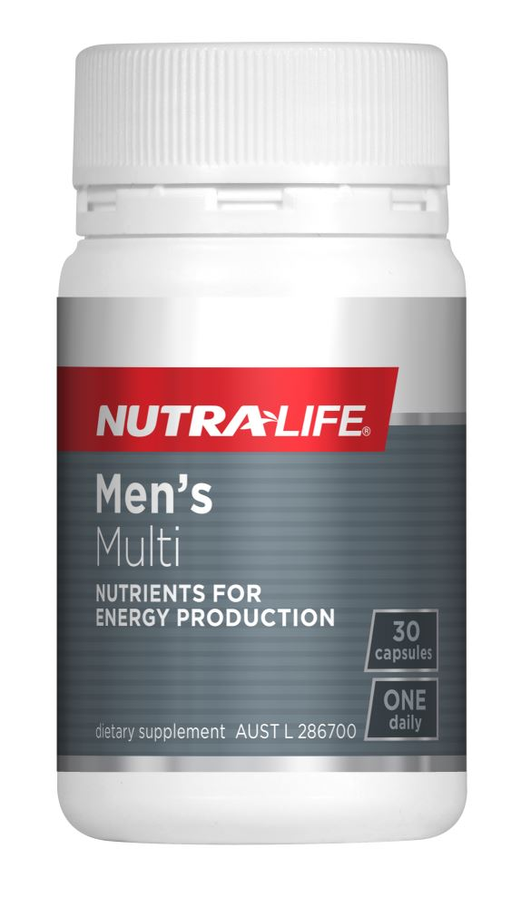Nutralife Men's Multi One A Day 30 caps