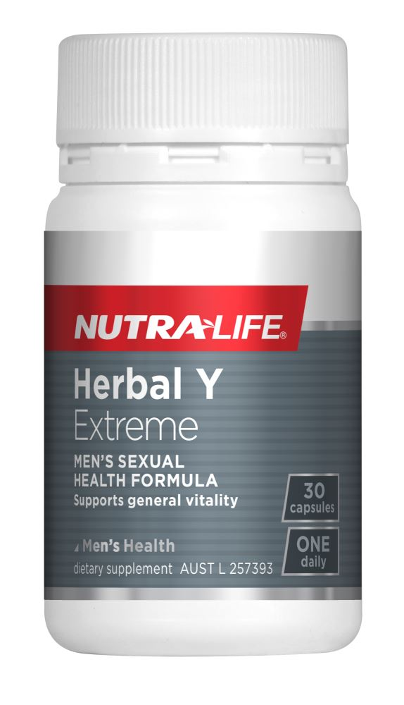 NUTRALIFE Herbal Y Extreme 30 tabs