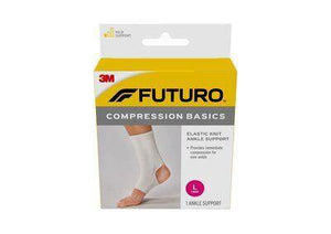 Futuro Compression Basics Ankle Support-Large - DominionRoadPharmacy